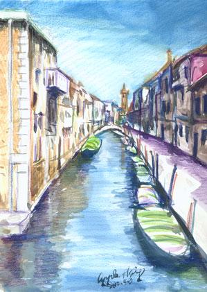 义大利威尼斯 venezia